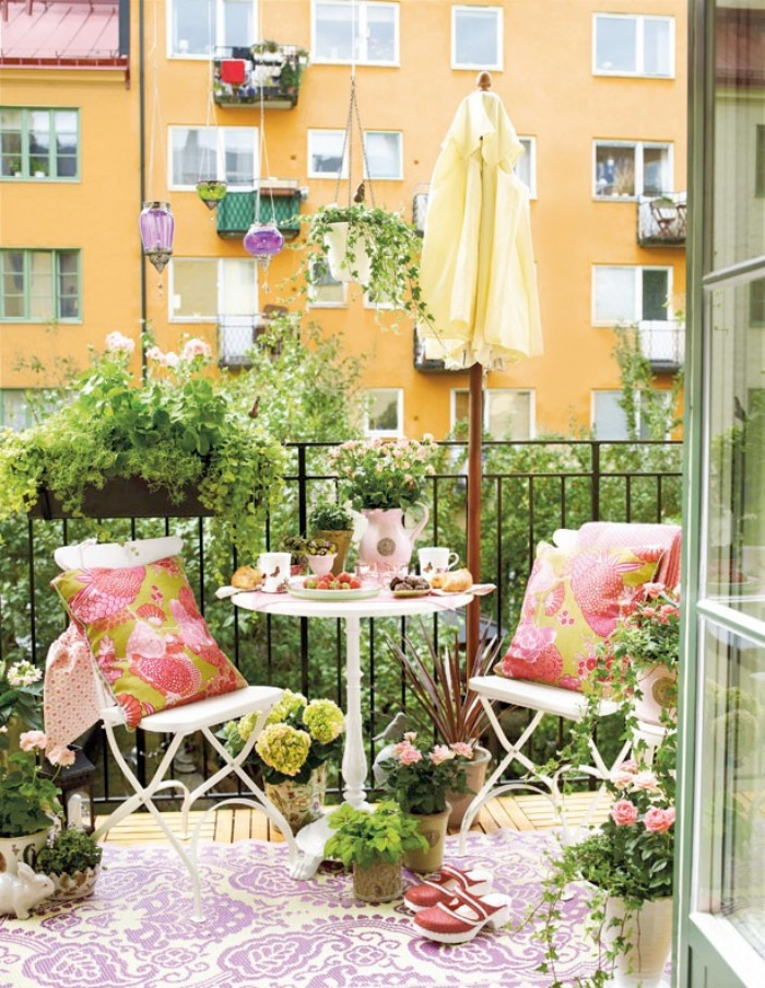colorful patio ideas 5