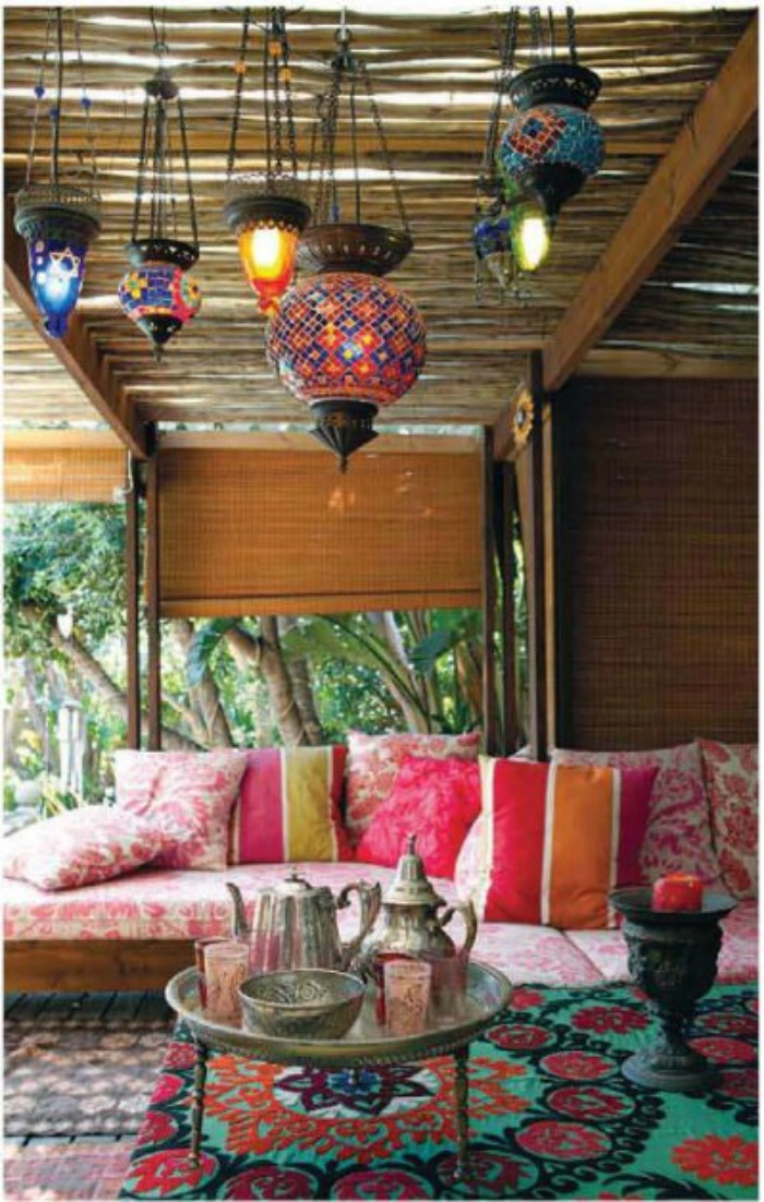 colorful patio ideas 6