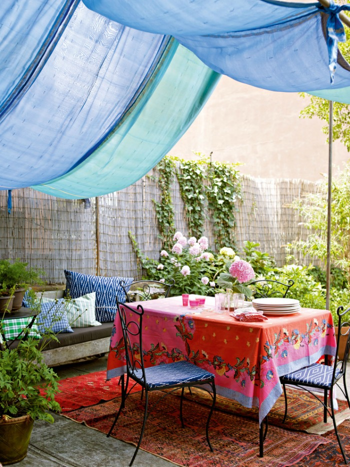 colorful patio ideas 8