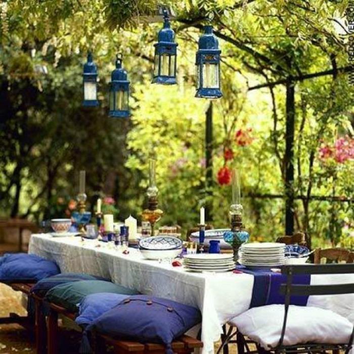 outdoor dining ideas 2