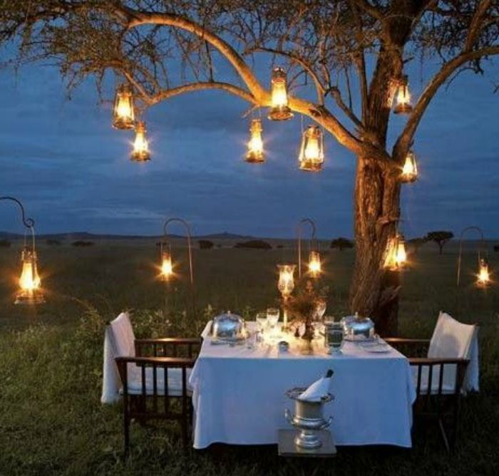 nighttime entertaining ideas 9