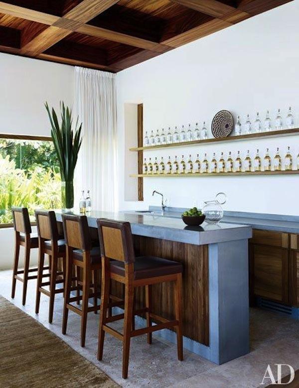 Large & Small: Cool Outdoor Bars You'll Love | Artisan ... on Backyard Bar id=99086