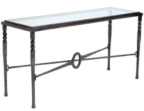 omega console table