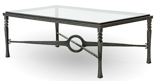 omega rectangular coffee table