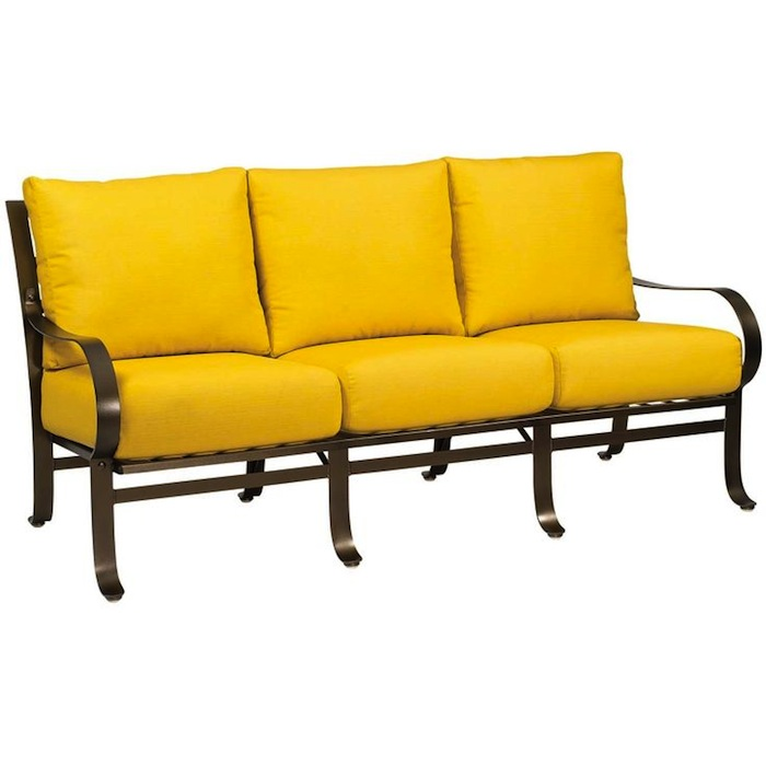 Outdoor Seating Sofas amp More Artisan Crafted Iron