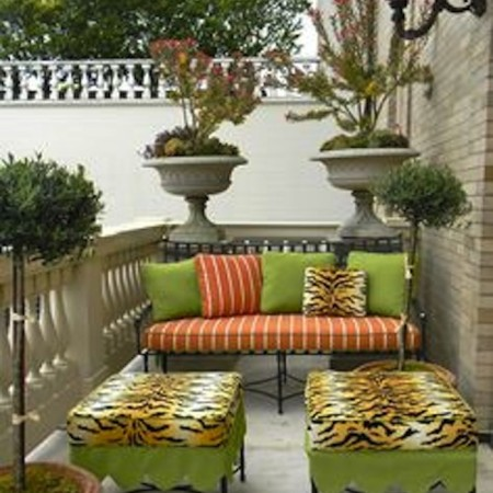 Outdoor Love Seat