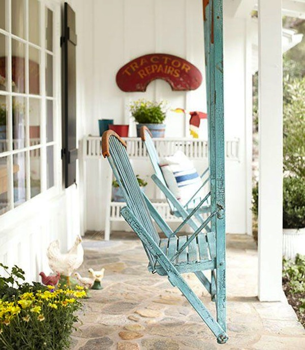 Porch Swing Quirky