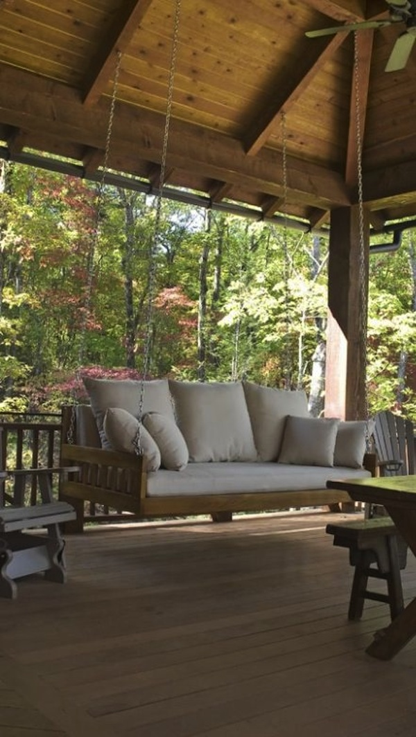 Outdoor Furniture Porch Swings Amp Gliders Artisan