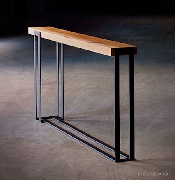 Exceptional Charleston Forge Console Table