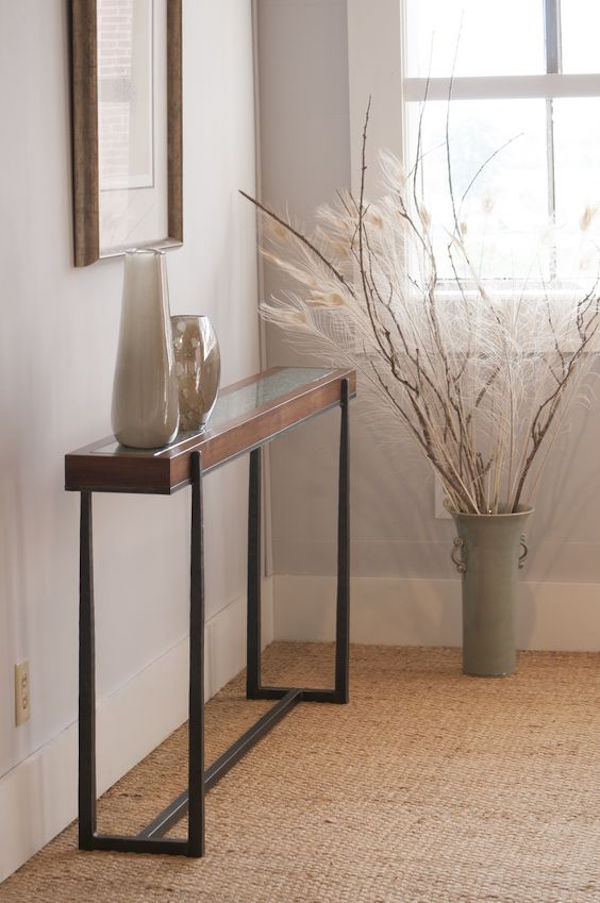 Heavy Metal Modern Furnishings Via Charleston Forge