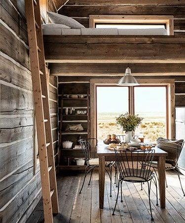 Get On Trend With Rustic Cabin Décor