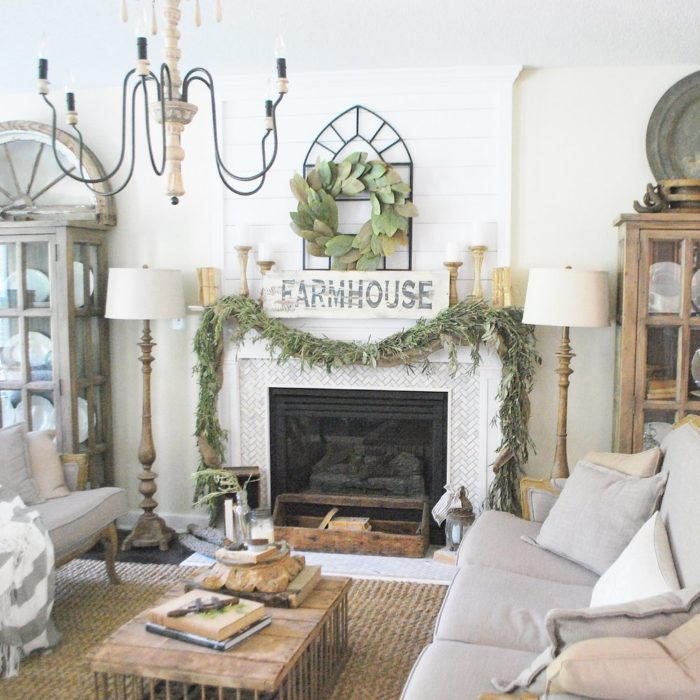 Warm And Welcoming Farmhouse Style Decor Ideas Artisan